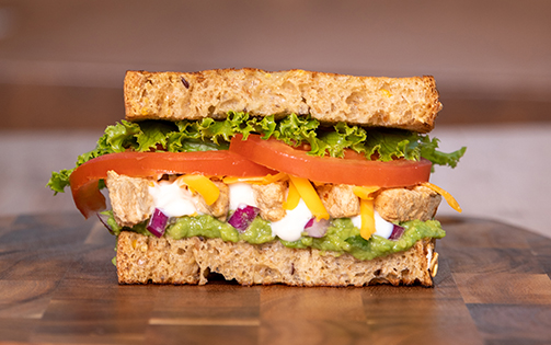Introduction Vegan Sandwiches. Go Ahead, Veg Out.